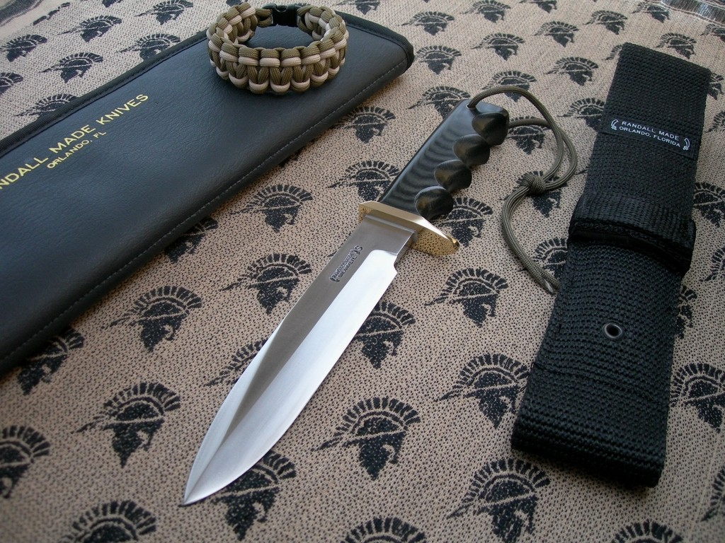 dating randall made knives Browse all new and used knives - randall for sale and buy with confidence this is a rare set of randall knives in their original sullivan made piggyback sheath.