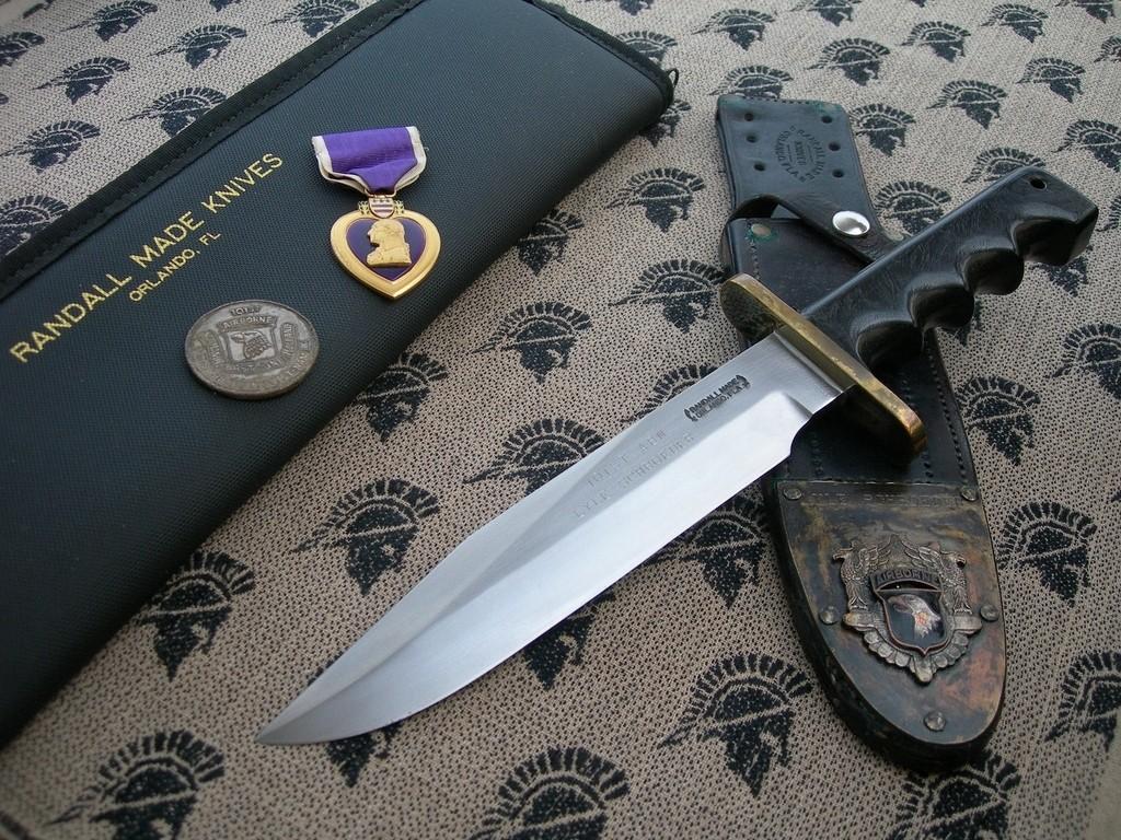 knife vintage Randall